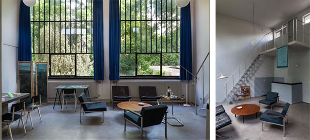 Het atelier, 2012, foto Hervé Abbadie